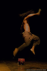 Spectacle de danse afro-contemporaine